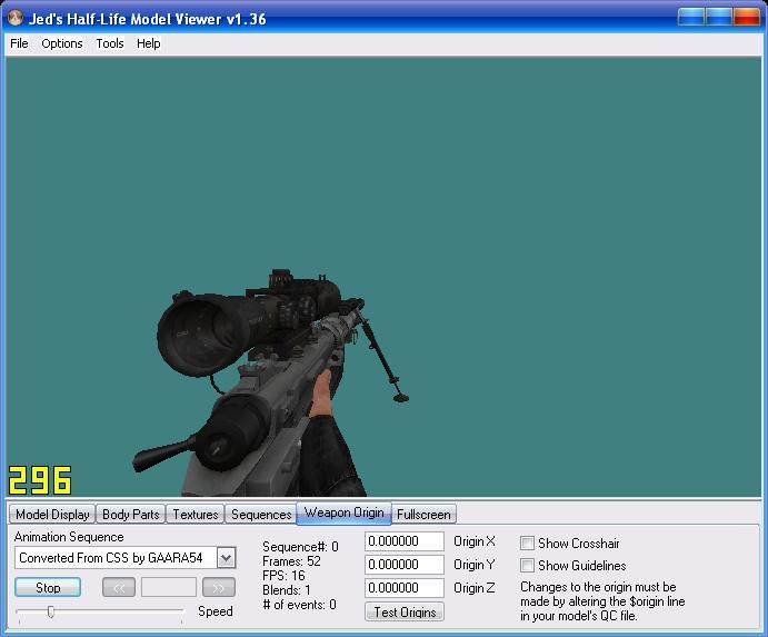 Convert CS:S Weapon to CS 1 6 Tutorial - Page 10 - AlliedModders
