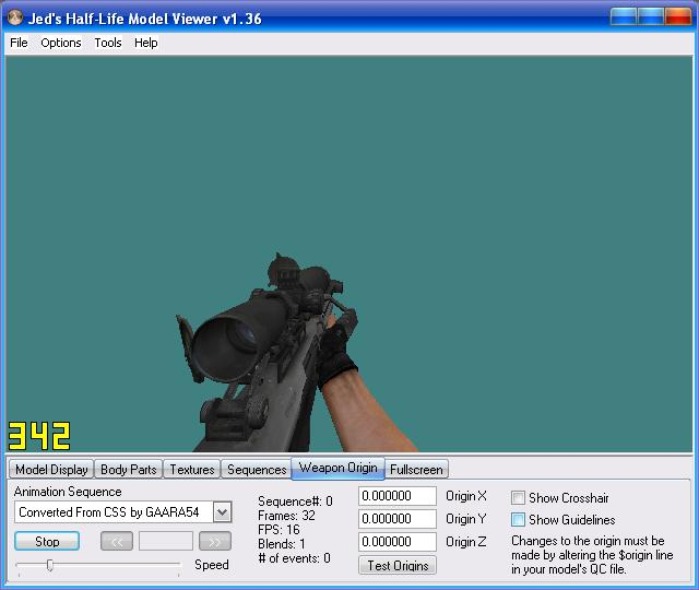 Convert CS:S Weapon to CS 1 6 Tutorial - Page 11 - AlliedModders