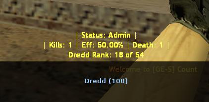 Score Admin Info