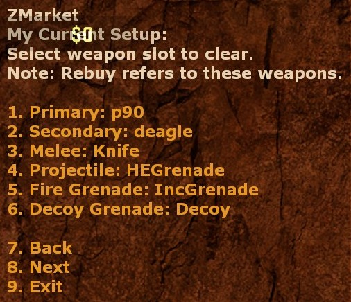 How to change weapon sound csgo