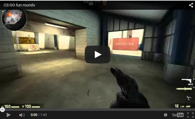 CS:GO] New gamemode - FUN Rounds! - AlliedModders