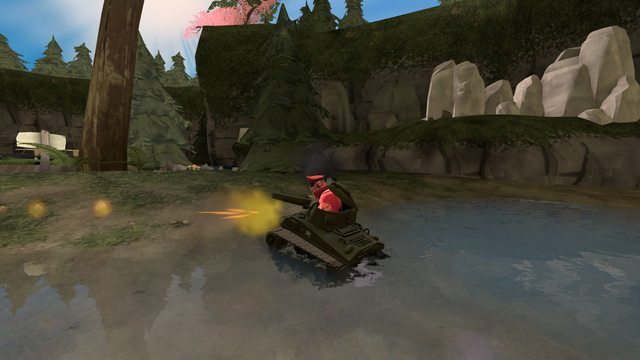 TF2] Panzer Tank Rockets - AlliedModders