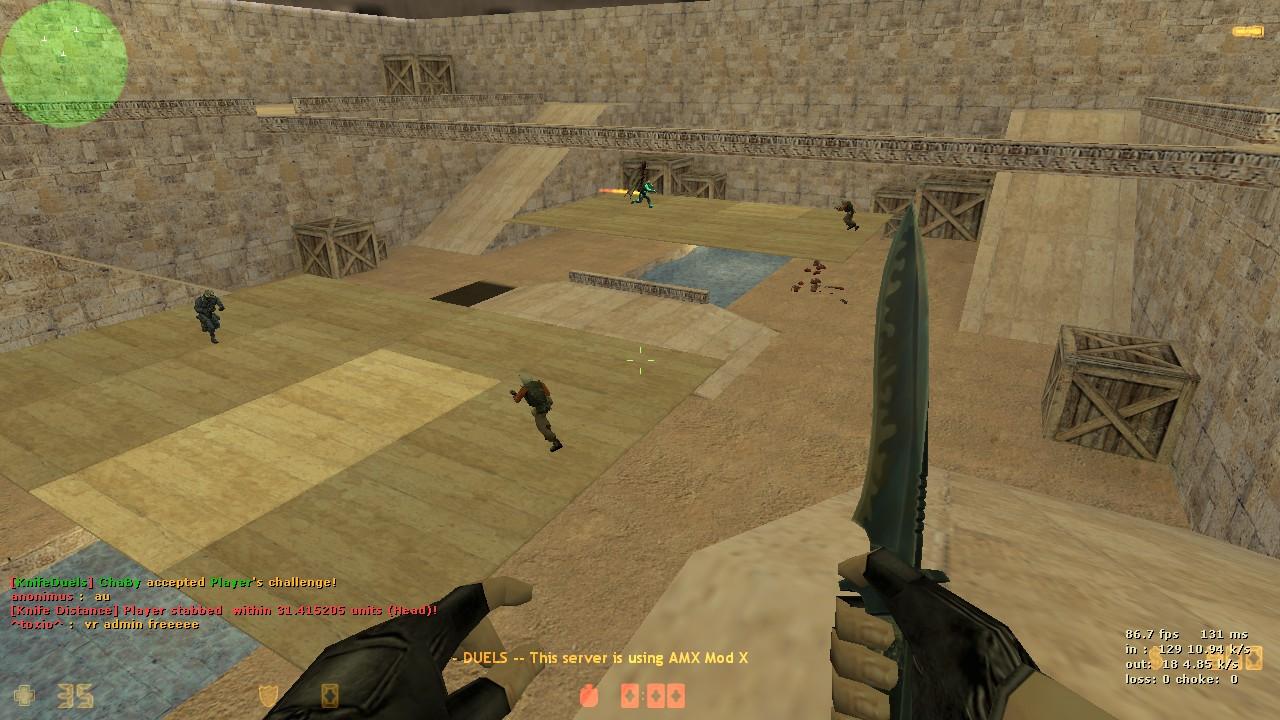 Knife Duels Arena 1v1 - AlliedModders
