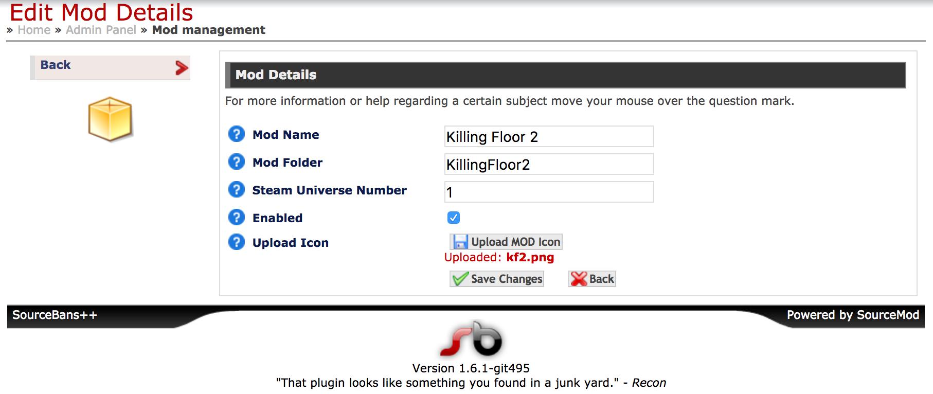 Killing Floor 2 on SB++ - AlliedModders