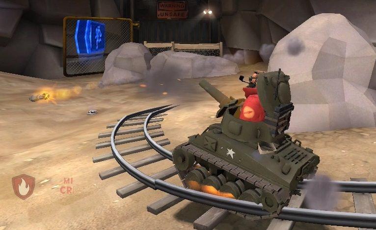 TF2] Panzer Pants Fire Rockets - AlliedModders