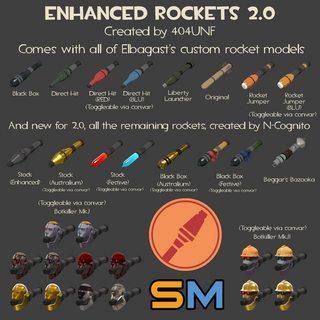 TF2] Enhanced Rockets v2 0 - AlliedModders